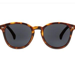 Le Specs Bandwagon Tortoise Sunglasses